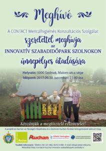 Tanodás plakát